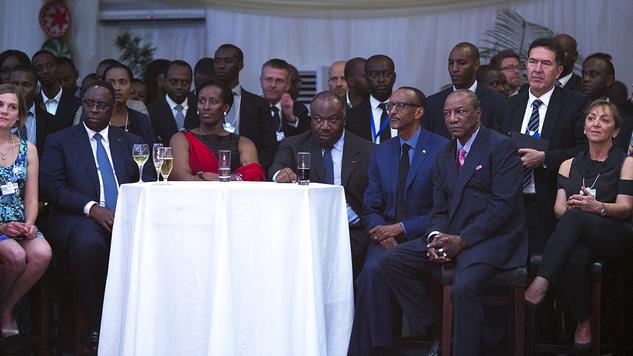 World Economic Forum Rwanda