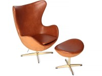 Egg Chair by Arne Jacobsen Nubuck (Anniversary Collector ...