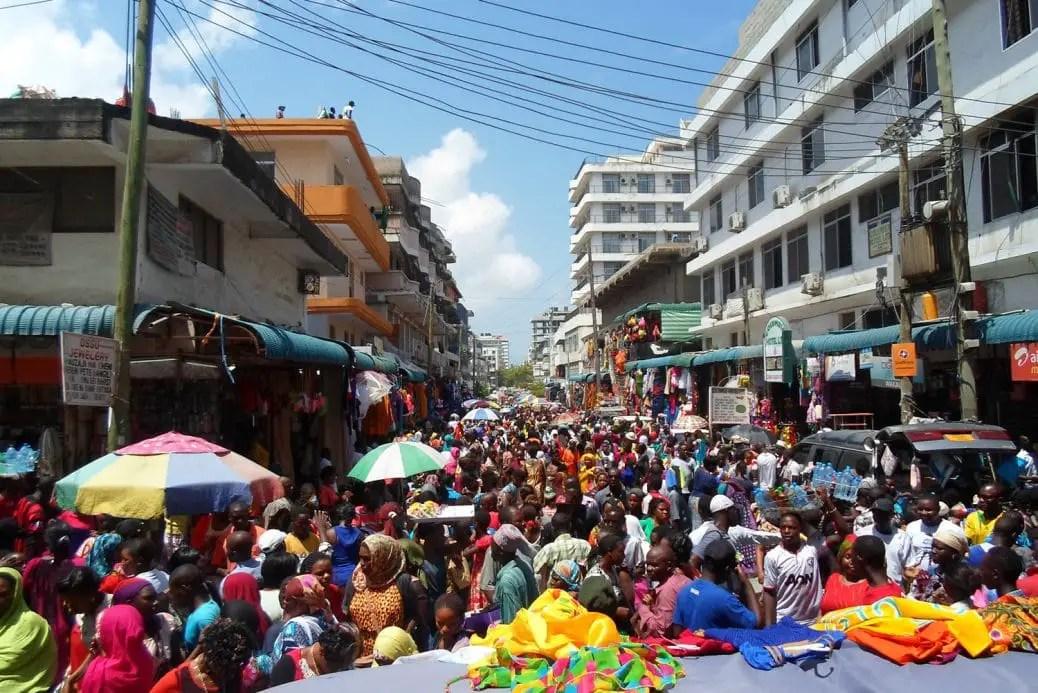 Kariakoo Market & Its Environs: Shopping on Congo Street