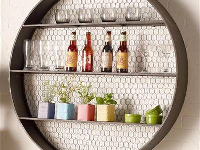 Chicken Wire Mesh Used In Cabinets French Armoire