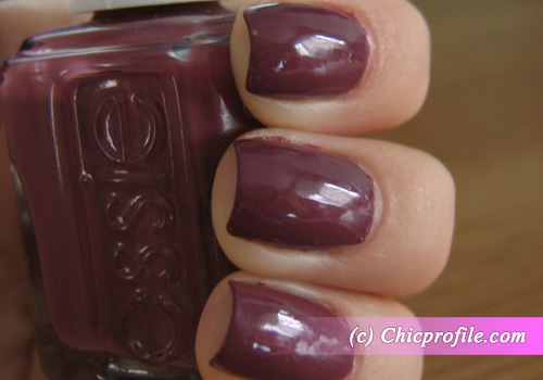 Review Essie Angora Cardi Nail Polish Swatches Beauty