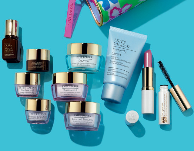 Estee Lauder Lilly Pulitzer Gift With Purchase Spring 2014