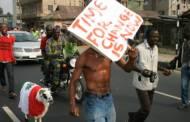 The change Nigerians deserve