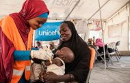 Collaboration saving children's lives in northeast Nigeria and protecting them in the future – UNICEF