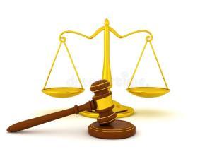 rappresentazione-d-del-martelletto-davanti-alla-bilancia-della-giustizia-isolata-su-bianco-147838544