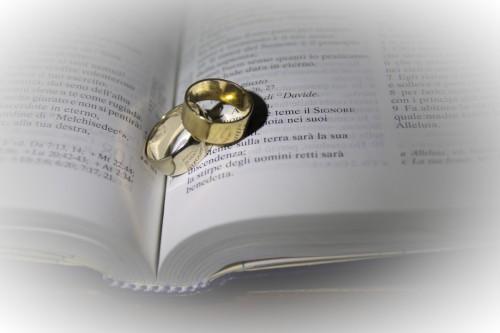 """""""Matrimonio: progetto divino"""""""