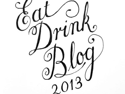 Eat Drink Blog 2013 - See you there!