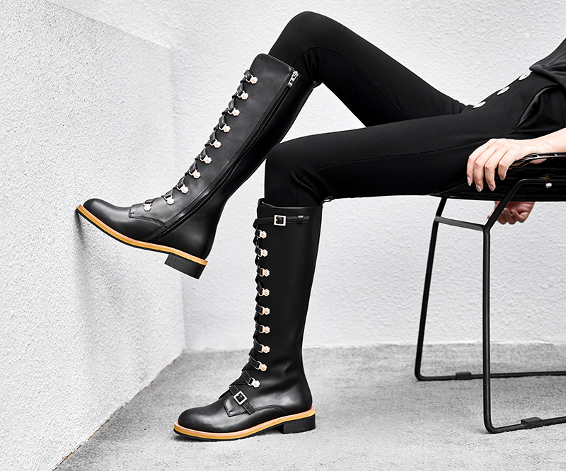 Best Knee High Boots For This Winter Are So Comfortable
