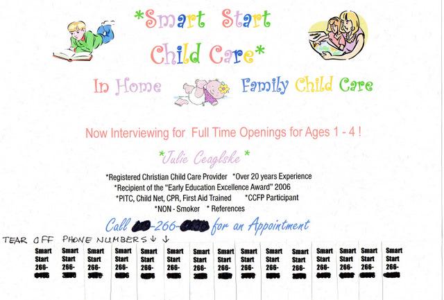 childcare ads - Demireagdiffusion
