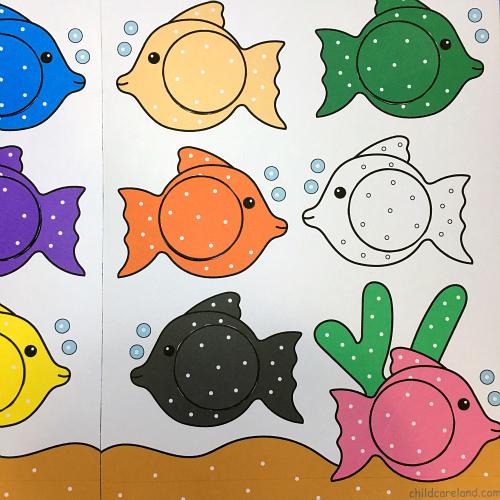 Fish Color Match