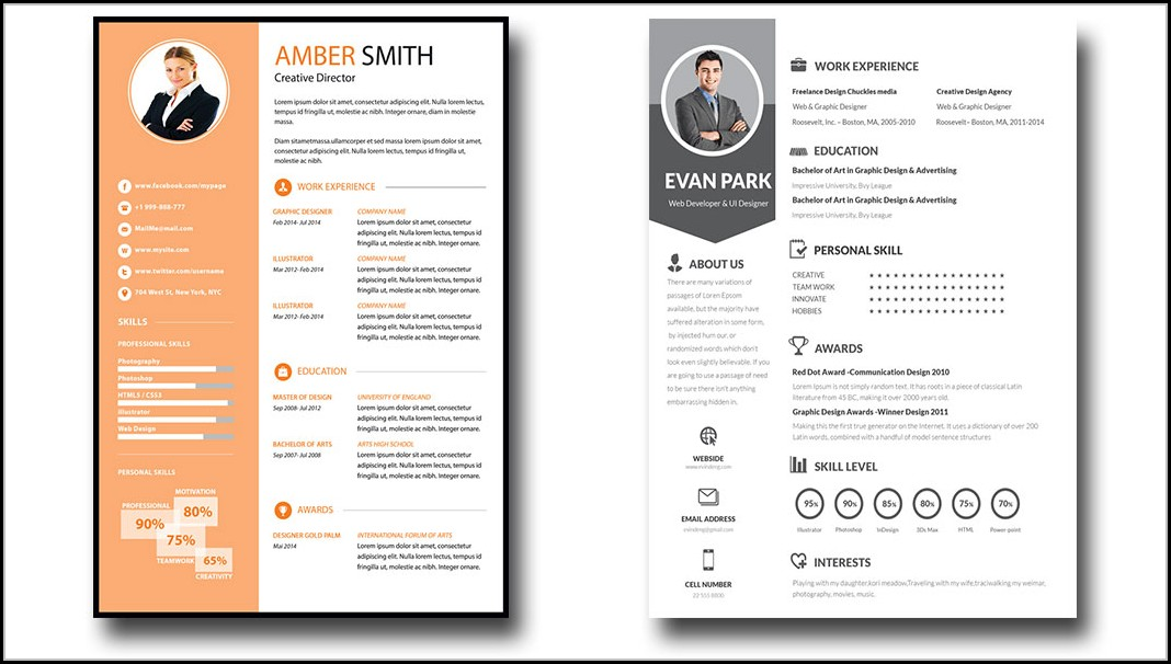 Free Editable Resume Templates - Resume  Resume Examples #qZL3nVk3Q5
