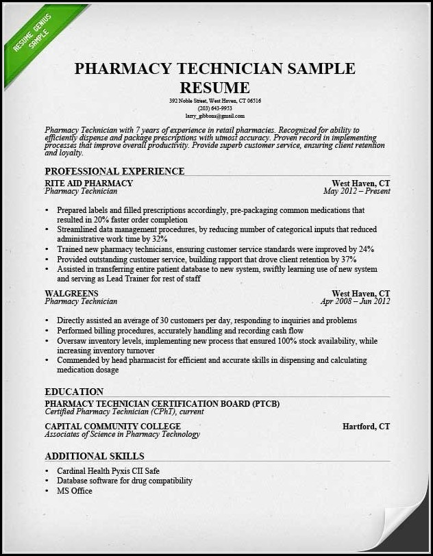 Cvs Pharmacy Job Applications - Job Applications  Resume Examples