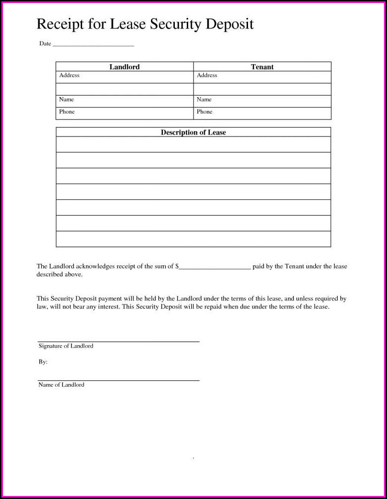 Deposit Invoice Template Uk - Template 2  Resume Examples #2A1WPeMKze