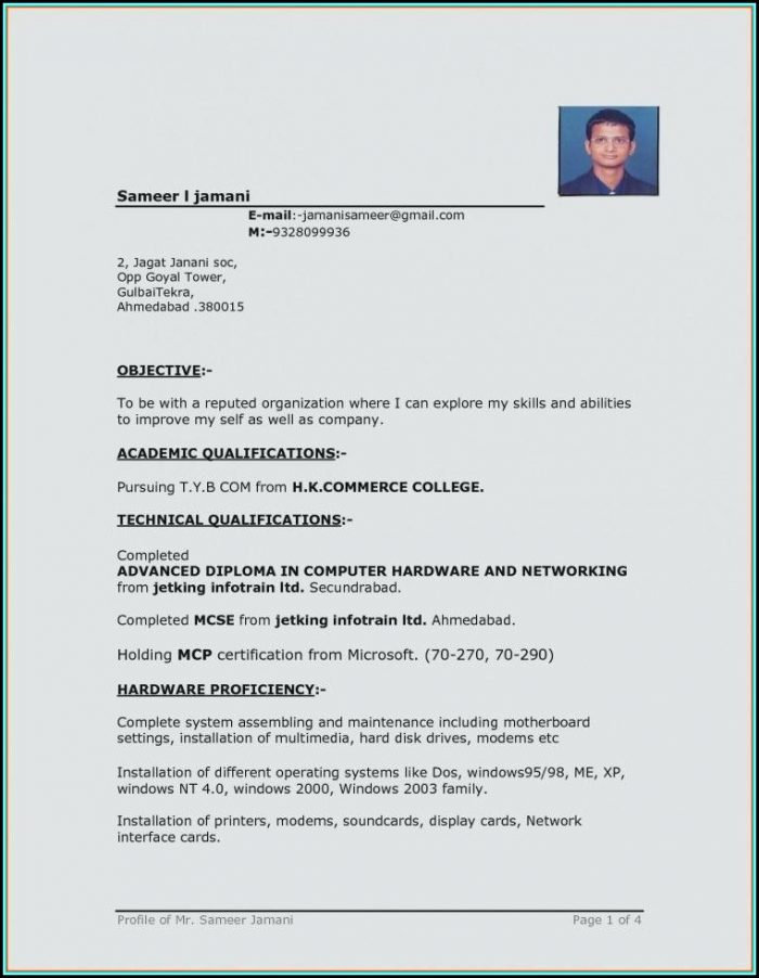 Free Creative Resume Templates Microsoft Word Download - Resume