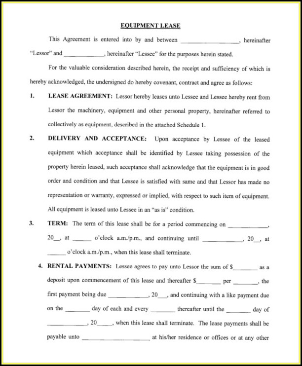 Free Printable Rental Agreement Forms Alberta - Form  Resume