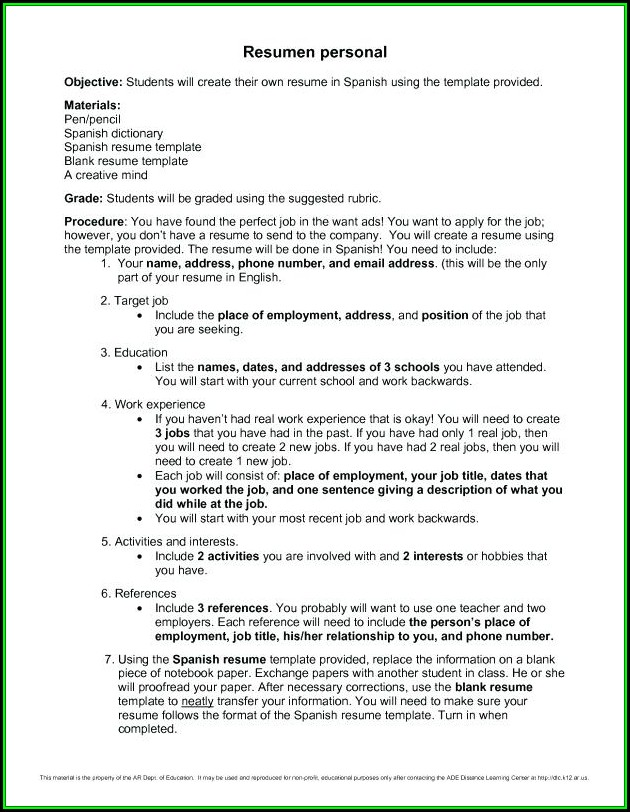 How To Make Resume For Job In Canada - Resume  Resume Examples