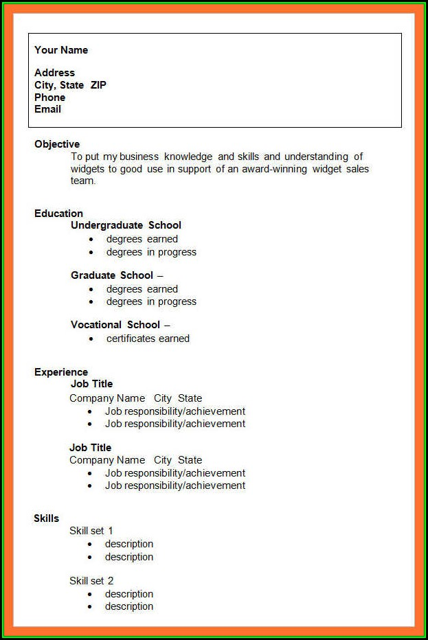 Printable Sample Resumes For Free - Resume  Resume Examples #9x8rkLV1dR