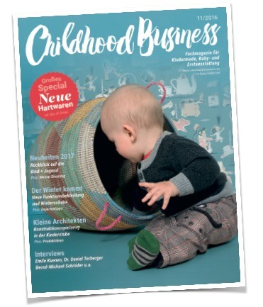 Childhood Business Ausgabe 11/2016