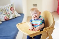 Parents Should Keep a Close Watch on Children in Highchairs