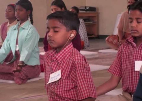 Special Needs - Anapana Meditation for Children and Teens