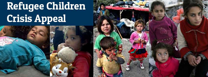 Refugee Children Crisis Appeal