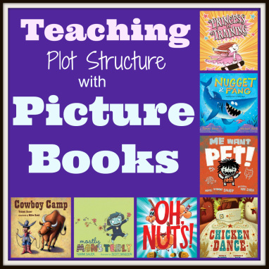 Teaching Plot Structure with Picture Books