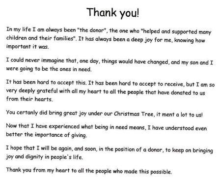 Read Thank-You\u0027s \u2014 Children\u0027s Foundation