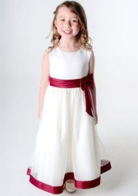 Burgundy Child Bridesmaid Dresses Uk - Bridesmaid Dresses