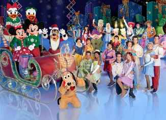 Disney on Ice tioket giveaway!