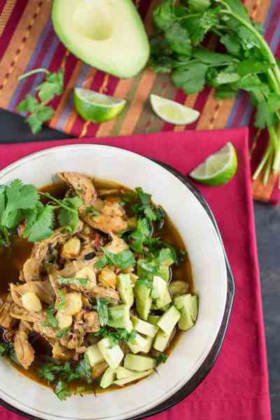 Classic Mexican Chicken Posole Recipe - Chili Pepper Madness