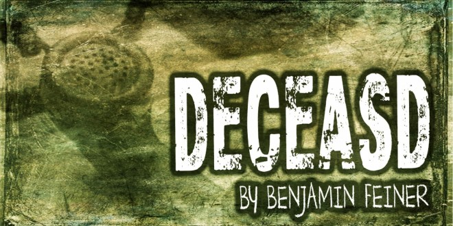 """DECEASD"" by Benjamin Feiner | NoSleep Podcast | Narrated by David Cummings"