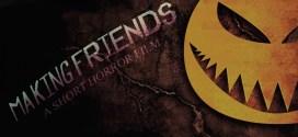 """Making Friends"" | Award Winning Halloween Horror Film HD 1080p"