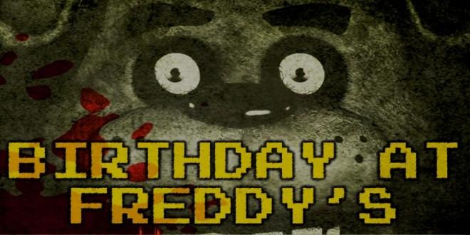 """Birthday at Freddy's"" (Five Nights at Freddy's Fan Fiction) | Otis Jiry's Creepypasta Crypt"