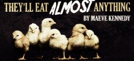 """They'll Eat Almost Anything"" by Maeve Kennedy 