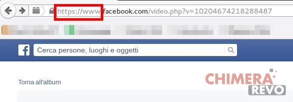 Come scaricare video da Facebook senza programmi