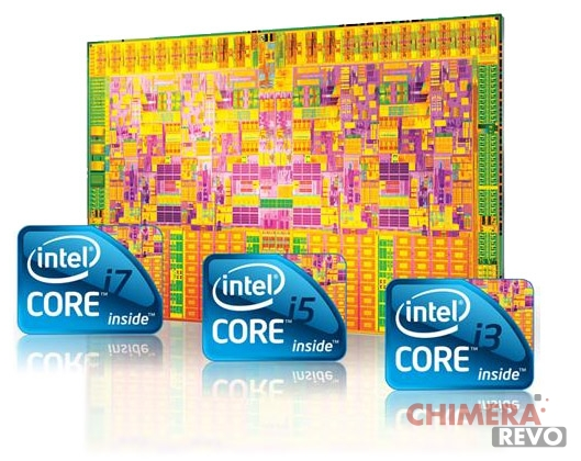 intel core i3 i5 i7