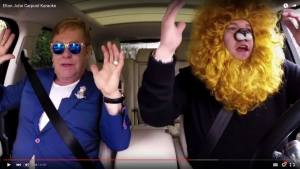 Elton John Carpool