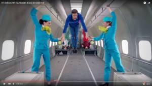 OK Go Upside Down