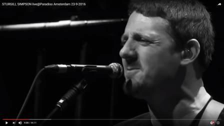 Sturgill Live Amsterdam