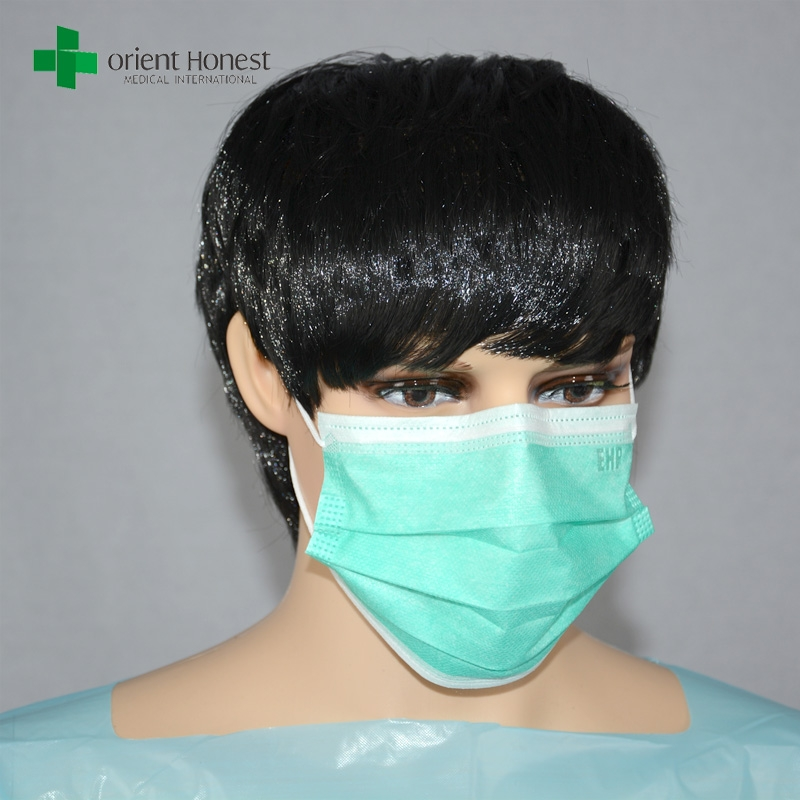 Protective face mask with design , steel printed face mask