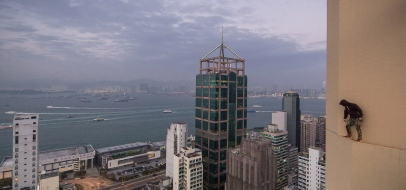 You WON'T believe what photographs two Russians took in Hong Kong