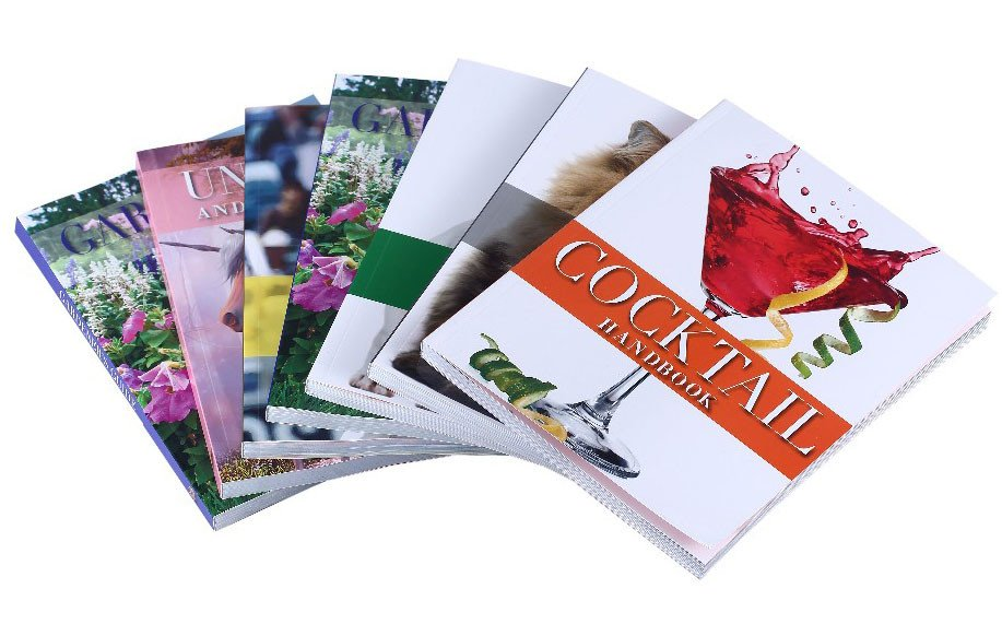 Soft Cover Book Printing Services, China Printing Factory