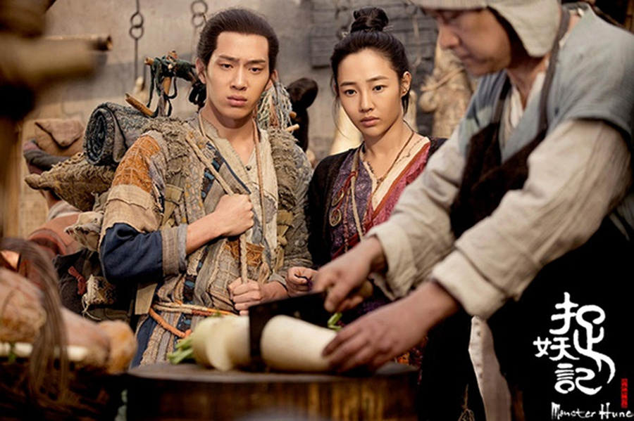 Top 10 domestic movies that rule China\u0027s box office in 20151