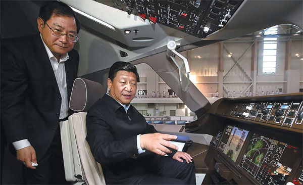 International Accounting Standards Secgov Xi Jinping Boards A Demonstration Prototype Of The C919