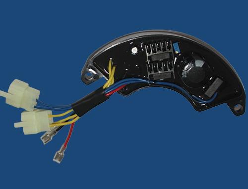 7 Wires 3-5KW Three Phase Generator AVR - China Generator AVR