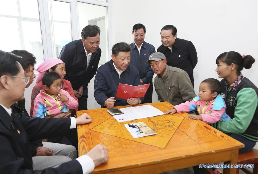 ENFOQUE DE CHINA: Xi pide respetar y proteger a la naturaleza durante el desarrollo