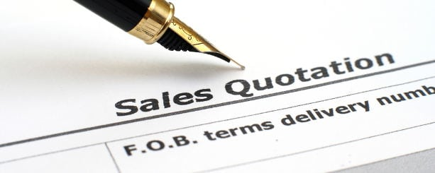 Sales Quotations What\u0027s Behind the Factory Price? - price quotations