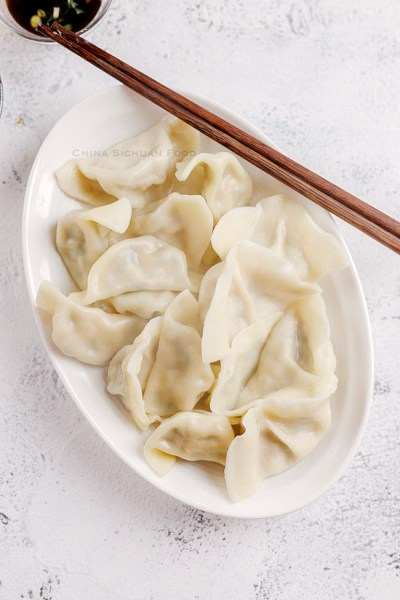 How to make Chinese Dumplings | China Sichuan Food