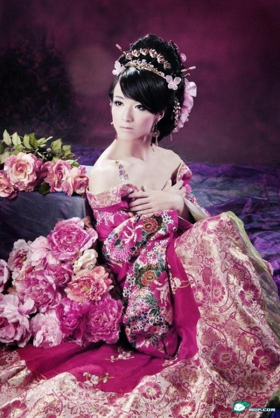 Li Jingcheng traditional dress series