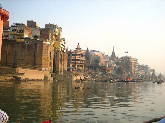Ganges River.